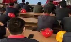 永煤公司永登鋁業組 織開展 法制宣傳教育活動