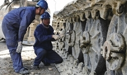 宏兴股份公司西沟矿严格执行日点检、周检查的设备管理制度保障设备效能发挥