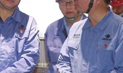 陈得信调研安全环保工作  看望慰问节日期间坚守岗位职工