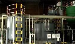 博眉启明星铝业公司4500t/a电解铝大修渣无害化处理项目投产试运行