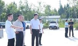 方霖铝业:滨州市工信局到公司调研铝质家居发展情况