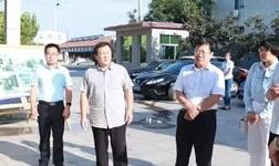 方霖铝业:滨州市社科联主席傅洪涛到我公司调研