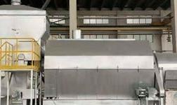 再添佳绩,子汉机械为青铜峡铝业安装的铝灰处理配套除尘系统正式运行!