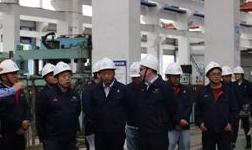 曲靖經開區在新材料廠召開2019年質量月啟動暨質量開放日、質量提升座談會