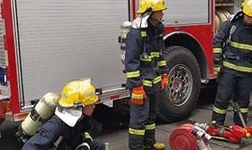 洛阳铜加工强化员工消防安全意识