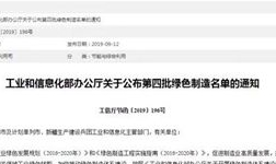 """锦宁铝镁获得国家 级""""绿色工厂""""称号,成功入选工信部绿色制造业名单"""