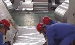 苏铝铝业板材二车间维修班多措并举、降本增效