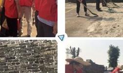 """""""礼赞新中国 奋进新时代""""――生态环境分局第四党支部与结对企业永利坚铝业党支部共办主题党日活动"""