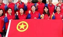 天山铝业发电事业部团员青年开展义务劳动喜迎建国70周年