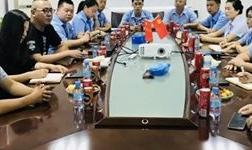 热烈欢迎纪录片《再生强中国》拍摄组一行莅临南都铝业