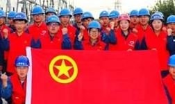 天山铝业输变电团总支开展采摘活动喜迎建国70周年
