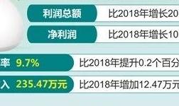28家有色企业入围2019中国企业500强