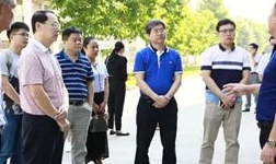 国家发改委中国城市和小城镇改革发展中心课题组到平果开展专题调研