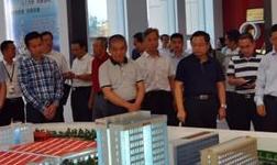 广东省佛山市南海区铝型材行业协会到东城街道实地考察交流