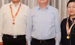 滨州市委书记佘春明来魏桥创业集团走访慰问调研新项目建设