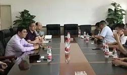 曾黎滨率协会会员单位前往重庆大学拜访潘复生院士