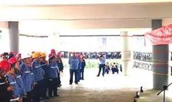 """电解二厂举办庆祝新中国成立70周年 """"爱祖国,爱兰铝""""职工摄影展"""
