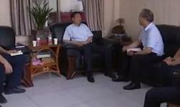 """徐志英调研""""龙腾虎跃""""转型发展计划工作"""