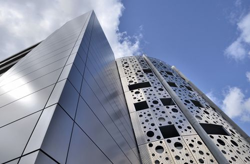 海德鲁的再生铝产品成为*受欢迎的低碳建筑新材料