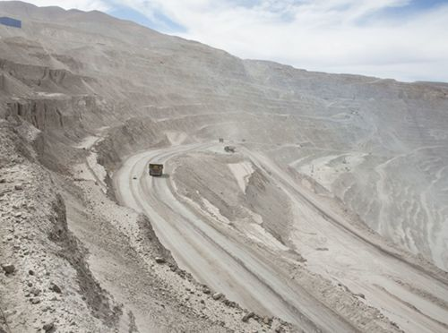 阿根廷圣胡安省4个铜矿项目将投产