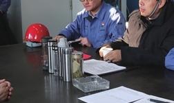 陈得信在东兴铝业公司、技术中心调研时强调  奋力全面提升生产经营能力着力用技术创新解决发展难题