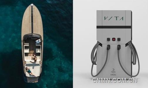 【扩大铝应用】再生铝造船舶专用码头充电桩外壳成功应用
