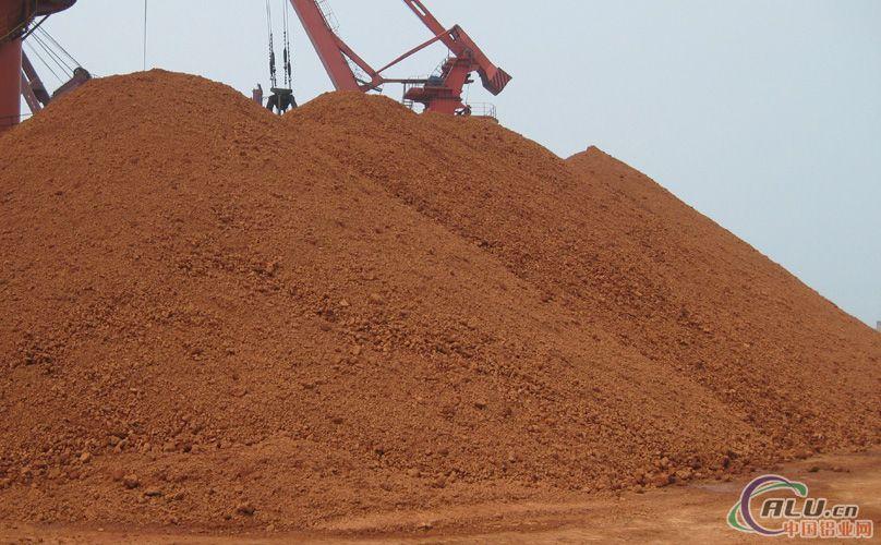 EGA的几内亚氧化铝公司的铝土矿出货量达到100万吨