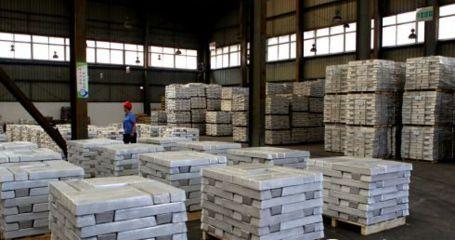 2019年中国原镁产量为84.5万吨