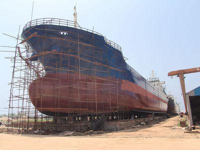 海德鲁(Hydro)Tersan船厂提供铝材