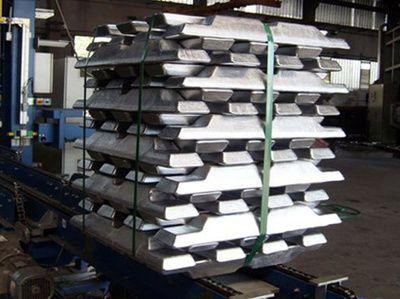 俄铝2019年铝产量总计375.5万吨