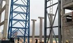 铝能清新广西华昇项目部安全复工
