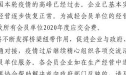 山東鋁協、濱州鋁協聯合下發通知:免收所有會員單位2020年度會費