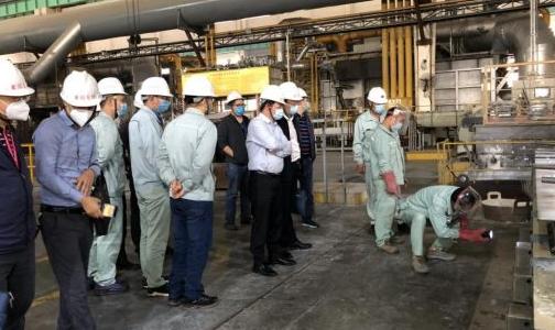 广东省应急管理厅一行莅临南海铝协开展调研,充分肯定行业协会的安全服务工作