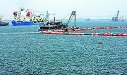 EGA旗下几内亚铝土矿近期到达青岛董家口港