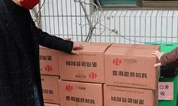 100噸鋁箔,2億片醫用酒精棉守護生命健康