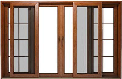 木包铝门窗:未来铝门窗的重要发展方向