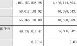 闽发铝业2019年净利4974万元增长39% 铝模板租赁收入增加