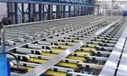 中铝40MN高端铝合金智能生产线投产!