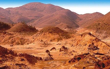 高品位铝土矿资源助力韦丹塔降低氧化铝成本