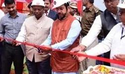 印度国家铝业破碎机组和输送系统新工程开工奠基!