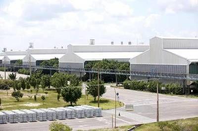 Albras电解铝厂因电力事故影响四分之一产能