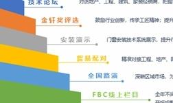【彎道超車】FBC博覽會招展火熱進行中,門窗幕墻參展企業首曝光