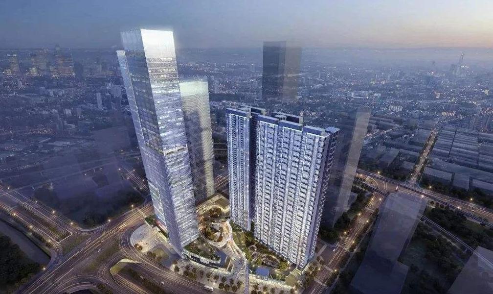 伟业、陶氏、北玻共同助力超高层建筑可持续发展