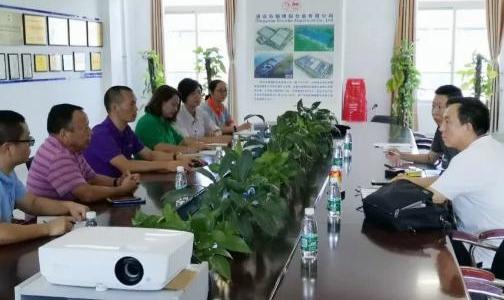 为加快《铝灰渣和二次铝灰污染控制技术规范》编制 再生金属分会赴广东铝工业企业进行调研(一)