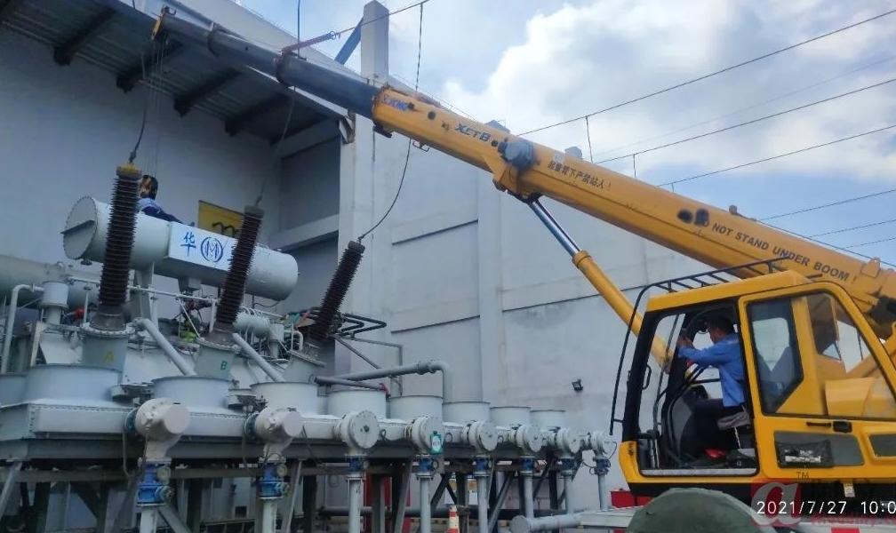 包头铝业动力厂全 面完成设备大修等2条
