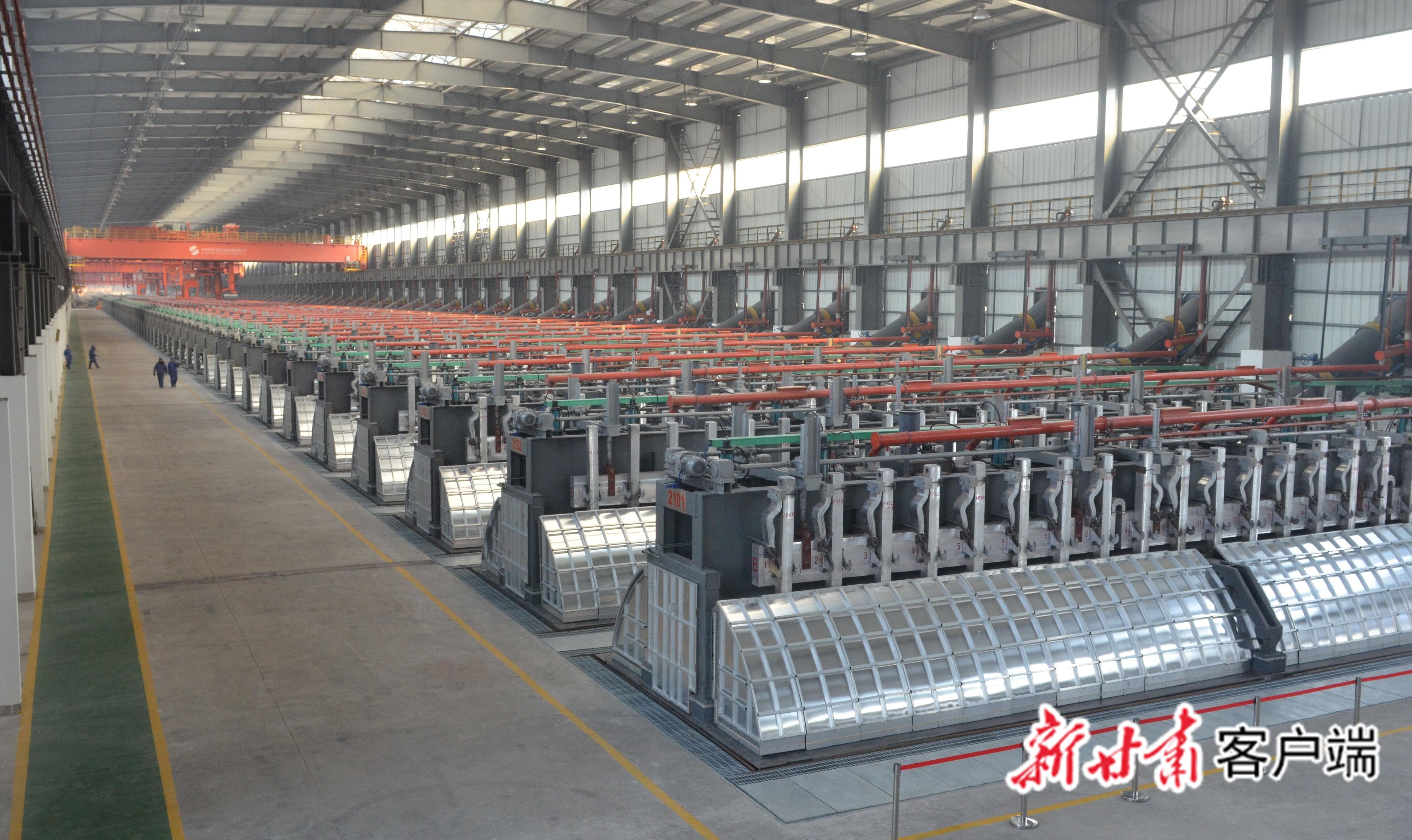 风劲帆满路更宽――酒钢集团东兴铝业公司发展综述