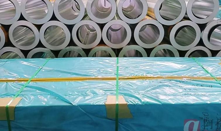 青铝铝板带公司中厚板产量创新高
