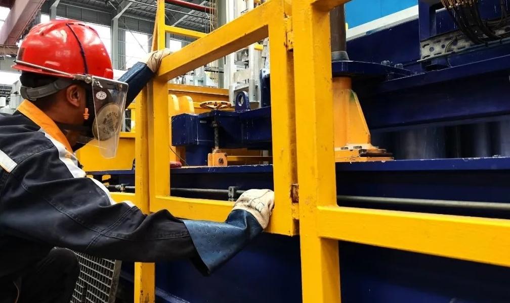 云铝泽鑫公司10万吨圆棒事业部:深化改 革初见 效,创效降本双提升