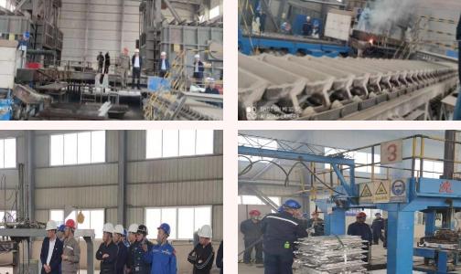 锦江速度!中瑞铝业一期10万吨复产铝产品顺利下线