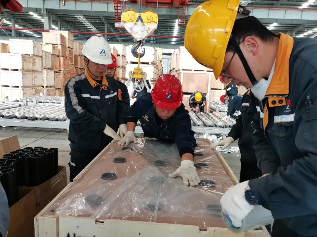 云铝浩鑫铝箔事业部生产指标创新高